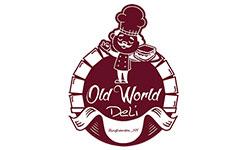 Old-World-Menu All Menus